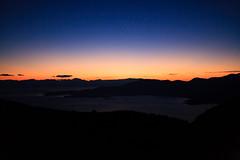 December Sky (PanosKa) Tags: canoneos5d sigma35mmf14art nightsky sky sea seascape