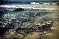 eine Ecke Sepia (chelis6252) Tags: fuerteventura cofeteplaya meer spanien beach puertodelacruz