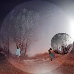 the ultimate clue...isn't flat (old&timer) Tags: background infrared filtereffect composite surreal song4u oldtimer imagery digitalart laszlolocsei