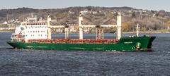 Cinnamon (Nicober!!!) Tags: quebec canada fleuve stlaurent stlawrence river ship cargo cinnamon