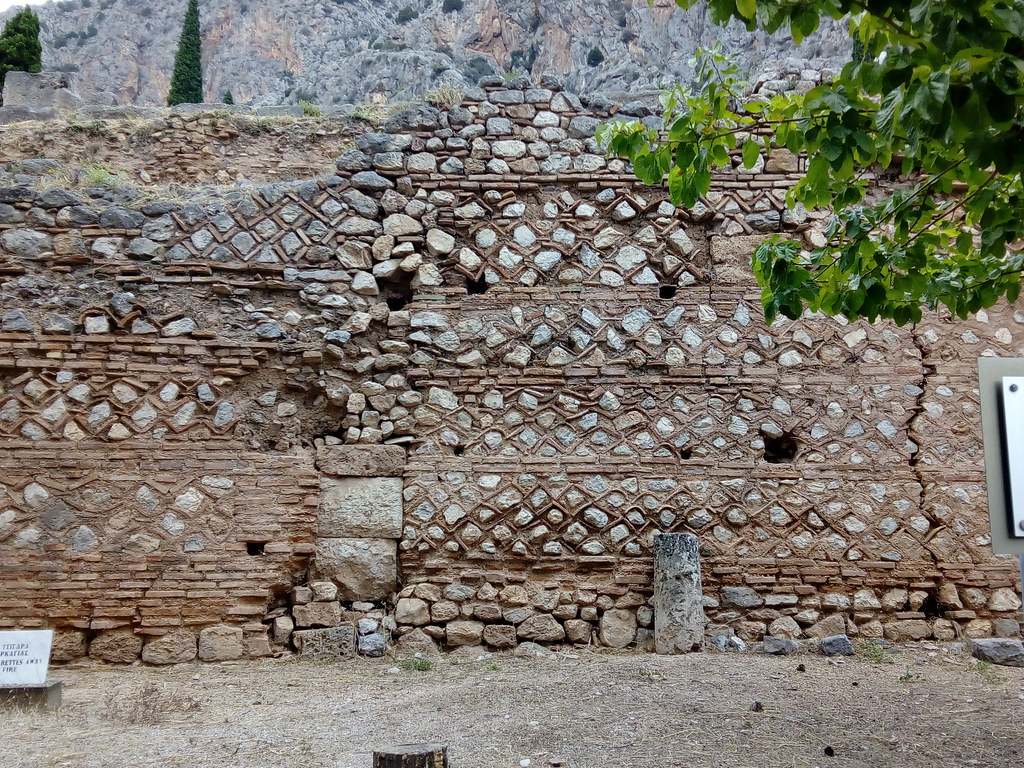 The World's most recently posted photos of delphi and wall