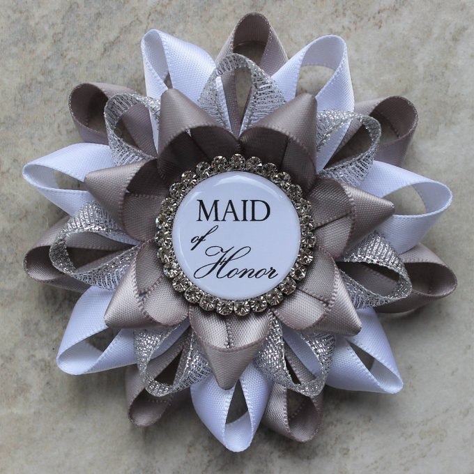 silver bridal shower decorations gift for mother of groom gift for mother of bride