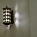 Lamp at Jumeirah Mosque