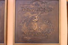 "Jim Henson Disney Legend Plaque • <a style=""font-size:0.8em;"" href=""http://www.flickr.com/photos/28558260@N04/31961656048/"" target=""_blank"">View on Flickr</a>"