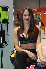 Eicma girl (themax2) Tags: 2018 eicma bra brunette girl milano