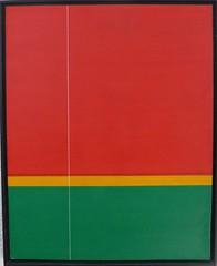 TRILOGIE 2  1984 (HolgerArt) Tags: konstruktivismus gemälde kunst art acryl painting malerei farben abstrakt modern grafisch konstruktiv