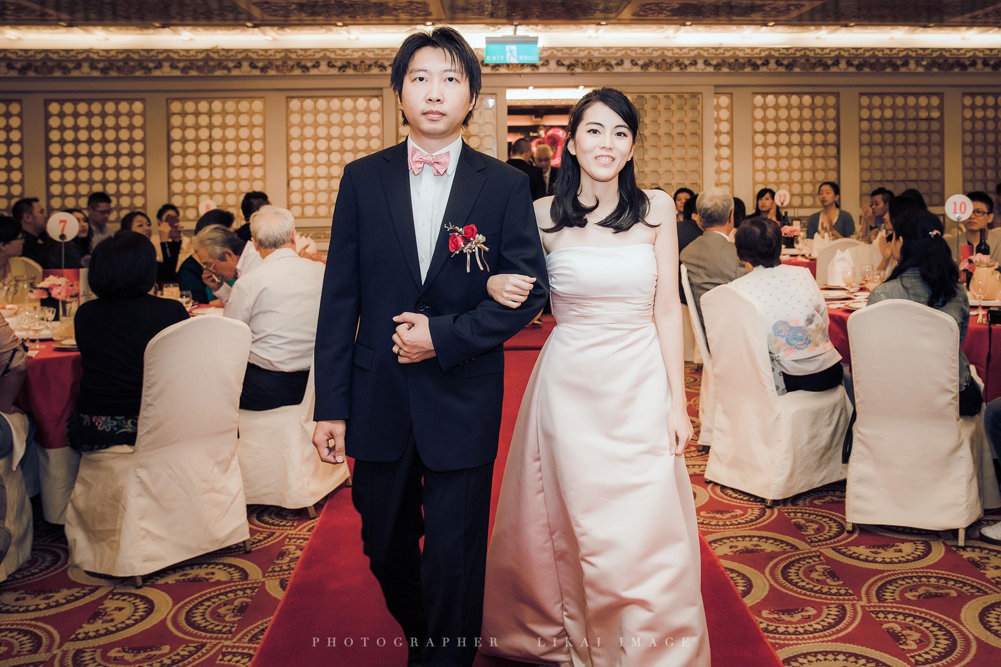 婚禮紀錄 - Roxy & Ken - 圓山大飯店