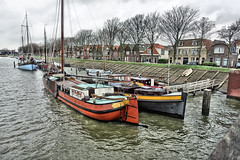 Hoorn (3) Grashaven (Gerard Koopman) Tags: grashaven hoorn