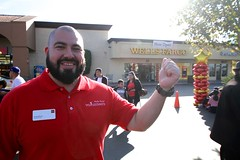 Wells Fargo Branch Manager Jorge Bracy  El Monte