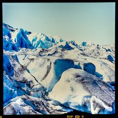 Exit Glacier, Alaska (Mister Electron) Tags: 120rollfilm biometar80mmf28 carlzeiss carlzeissjena fuji fujichromevelvia50 fulichrome mediumformat pentacon6 analogue diapositive film positive rollfilm silverhalide transparency exitglacier glacier ice frozen climate glaciation alaska usa northamerica glacial cold