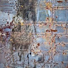 Réseau neuronal convolutif (Gerard Hermand) Tags: 1812236737 gerardhermand france paris canon eos5dmarkii lesgrandsvoisins metal rouille rust abstract abstraction abstrait