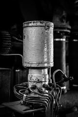 Industrial History (grohacke_hd) Tags: industrialhistory historic kumpel museum closeddown coalmining coal smelter mining bergwerk essen kohle maschinen pott ruhrgebiet ruhrpott zeche zechezollverein zollverein industrial sw