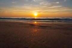 Longing for warmth (VintageLensLover) Tags: strand meer thailand wärme natur outdoor asien khaolak khukkhakbeach sonnenuntergang sonne wellen sandstrand
