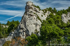 The Alpilles hills (keithhull) Tags: alpilles landscape provence hills limestone trees france 2018