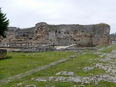 Yacimiento. Muralla Altoimpierial (Conimbriga, Portugal) (Juan Alcor) Tags: yacimiento muralla altoimperial conimbriga portugal muralha ruinas romanas romano