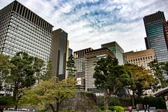 Japan - Tokyo (SergioQ79 - Osanpo Photographer -) Tags: japan tokyo sky clouds skyline street nikon