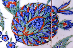 TILE00255 (NORTHERNLIGHTS IMAGES) Tags: tile pattern background islamic floral turkish design blue iznik illustration ceramic decoration art traditional culture vintage islam seamless wallpaper oriental decor old white arabic ornamental architecture ottoman ornament decorative istanbul flower antique red mosque ornate turquoise vector texture tulip beautiful turkey abstract element morocco black green retro motif arabesque east
