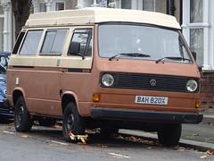 1981 Volkswagen Transporter Devon Camper Van (Neil's classics) Tags: vehicle 1981 volkswagen transporter devon camper van t3 t25 vw camping motorhome autosleeper motorcaravan rv caravanette kombi mobilehome dormobile