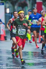 LD4_9071 (晴雨初霽) Tags: shanghai marathon race run sports photography photo nikon d4s dslr camera lens people china weekend november 2018 thousands city downtown town road street daytime rain staff