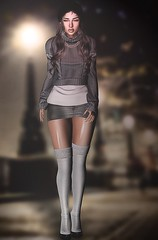 Show me the truth (AA Style ♥ Hipster Style ♥ AR2 Style ♥ HME ) Tags: cynful doux equal10 eudora3d kustom9 vinyl secondlife