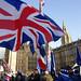 GB and EU Flags