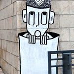 Pasted paper by Theo Haggaï [Lyon, France] thumbnail