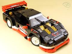 DSCF1661 (michaelablinger) Tags: car vehicle lego racecar race racing jgtc touring large scale speed gt