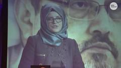 Jamal Khashoggi's fiancée: Pain is still fresh (psbsve) Tags: noticias curioso movie interesante video news imágenes world mundo información política peliculas sucesos acontecimientos entertainment