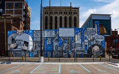 Messages From the D (Will-Jensen-2020) Tags: photography d7200 nikon dslr urban city district message building architecture graffiti mural detroitphotographer detroit michigan usa