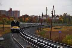 Alley Creek (CrispyBassist) Tags: railroad railway train track transit longislandrailroad lirr longisland newyork newyorkcity nyc queens
