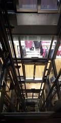 Liftshaft (rasmulisone) Tags: liftshaft elevator tampere