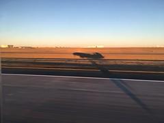 Leaving Denver (electricthrift) Tags: appleiphonese denverinternationalairport den 737700 n201lv denver denvercolorado flight