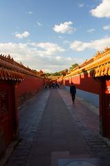 Forbidden City (Simon Chorley) Tags: holiday beijing china chn geo:lat=3991857480 geo:lon=11638924380 geotagged peking