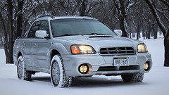 IMG_2851 (86Reverend) Tags: 2006 subaru baja turbo lifted anderson design fabrication adf method race wheels 502 bf goodrich ko2 winter snow