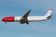 Norwegian Long Haul B787-9 LN-LNU (José M. Deza) Tags: 20181206 b7879 bcn boeing elprat lebl lnlnu norwegain planespotting spotter aircraft