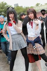 IMG_0512 (陳鴻逸) Tags: cwt50 台灣大學 台大 體育館 台北 2018 1209 cosplay