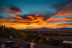 Good morning Jackson (sumnerbuck) Tags: wyoming jacksonhole sunrise