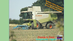 One (TheFarmer123OnYouTube-photos) Tags: claas claaslexion claaslexion580 lexion580 beans harvest18 farming