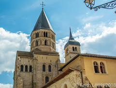 The surviving bell tower Cluny Abbey (keithhull) Tags: cluny abbey tower historic mâconnais france 2018 explore