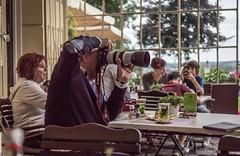 Big Lens (Matt H. Imaging) Tags: ©matthimaging candid lens photographer sony slt sonyalpha slta55v sal35f18 a55 people canon eos 6d