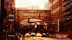 Französische strasse (Miradortigre) Tags: berlin street strasse französische calle ciudad stadt cite city sunset sunlight cars sol puesta del 德国 ドイツ германия