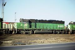 BN SD45 6495 (chuckzeiler50) Tags: bn sd45 6495 railroad emd locomotive cicero train chuckzeiler chz