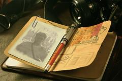 Vintage (patrick.verstappen) Tags: venezia vintage vacation nikon old selfportrait pencil verstappen patrickverstappen flickr facebook belgium book yahoo photo picassa pinterest pat paper portrait venice italy