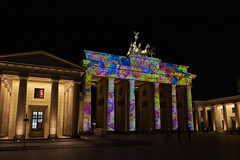 Brandenburg Gate (Naval S) Tags: brandenburggate berlin germany festivaloflights nightphotography nightview night