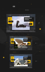 J. MAYER H. (inspiration_de) Tags: architecture black modern ui ux webdesign