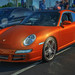 Porsche 997 Carrera (Cars & Coffee of the Upstate)
