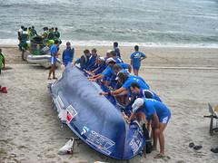5925-Traineras na Praia de Riazor (A Coruña) (jl.cernadas) Tags: deporte remo traineras mar sea agua auga water coruña galicia galiza spain españa europa europe gente xente people personas persoas