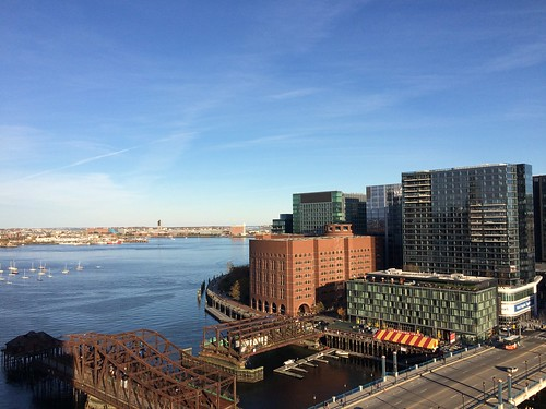 Fort Point Channel, South Boston