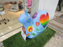 Shelley (wallygrom) Tags: england sussex eastsussex brighton snailtrail sculpturetrail snailspace bemoresnail sculptures