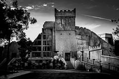The Gate (wowafo) Tags: sonyalpha6000 blackwhite citywall stadtmauer tor gate turkey türkei belek premium rixos troja